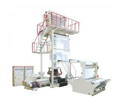 Double Layer Film Extrusion Machine