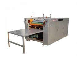 Relief Offset Printing Machine