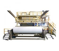 PP Spunbonded Nonwoven Fabric Production Line S