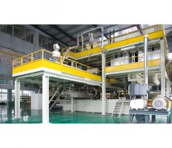 PP Spunbonded Nonwoven Fabric Production Line SMS